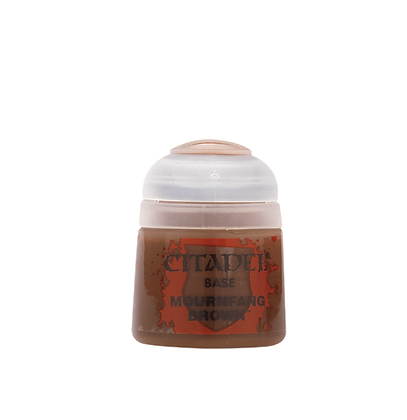 Mournfang Brown Base Paint 12ml
