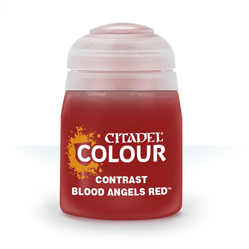 Blood Angels Red Contrast Paint 18ml