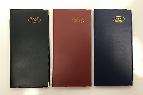 2021 Week To View Diary