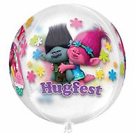 Disney Trolls Orbz Balloons