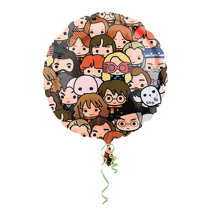 """Harry Potter 17"""" Foil Balloon (Deflated)"""