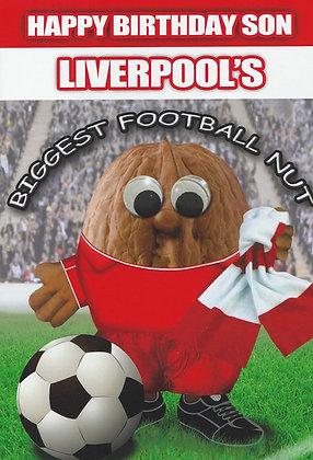 (Son) Liverpool's Biggest Football Nut
