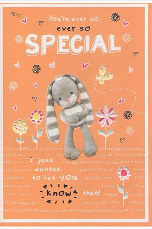 Happy Birthday Someone Special Card