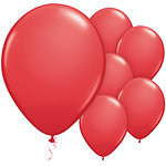 """11"""" Latex Balloons Red"""