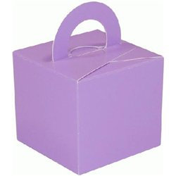 Flat Pack Balloon Weight Lilac