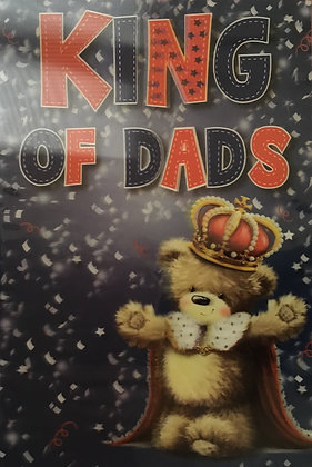 3D Dad Father's Day Card
