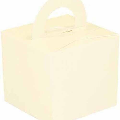 Flat Pack Balloon Weight Ivory