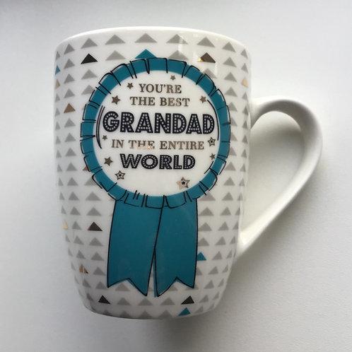 Best Grandad in the Entire World Mug