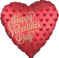 Valentines Day Foil Balloon