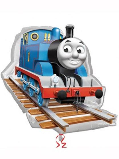 "Thomas & Friends Supershape 29"" Foil Balloon (Deflated)"