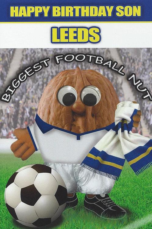 (Son) Leeds Biggest Football Nut