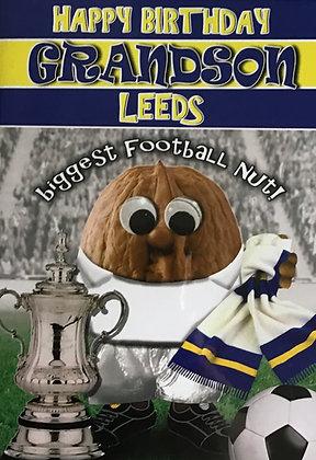 (Grandson) Leeds Biggest Football Nut