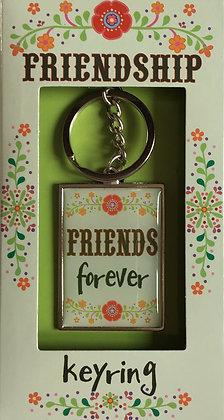 Friends Forever Keyring