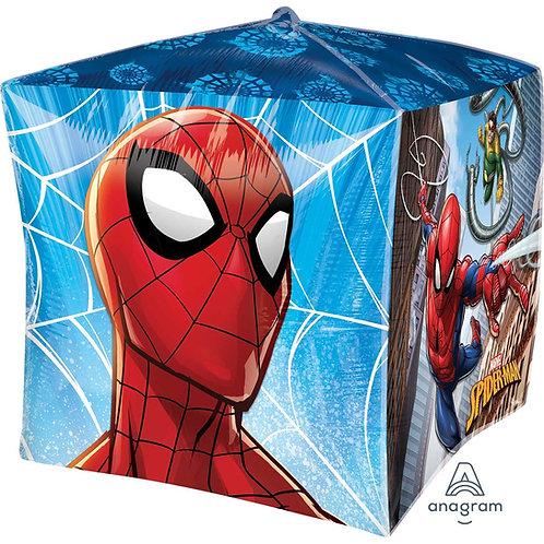 "Spider-Man 15"" Cubez Foil Balloon"