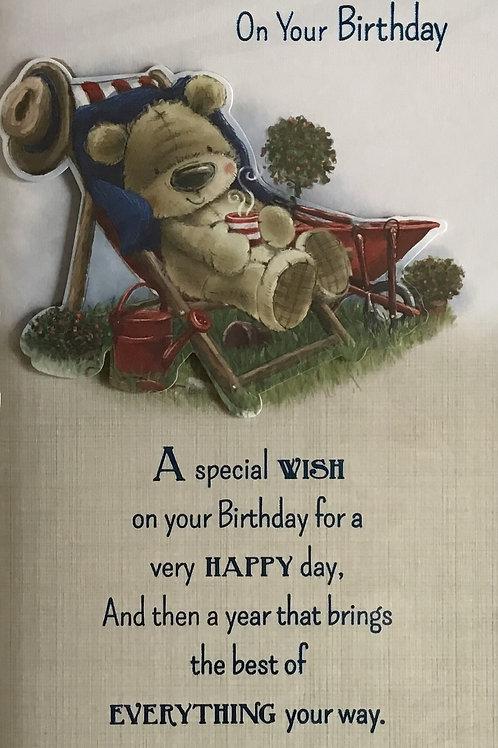 Great Grandad Birthday Card