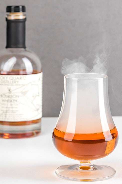 Smoked Bourbon... yes please