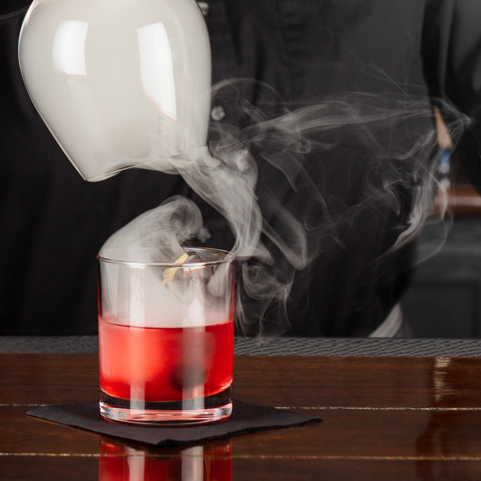 Cocktail Photography, Mixologist