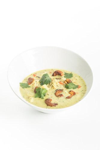 Mulligatawny Curry Soup