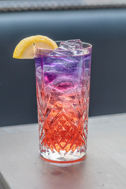 Cocktail Photography