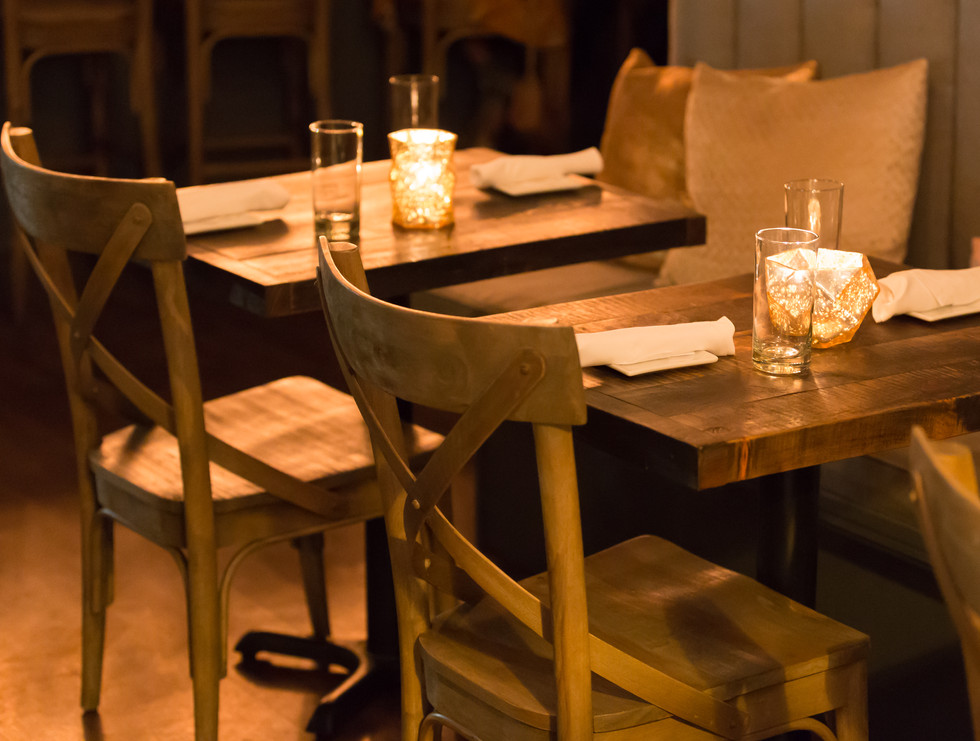 Your tables waiting