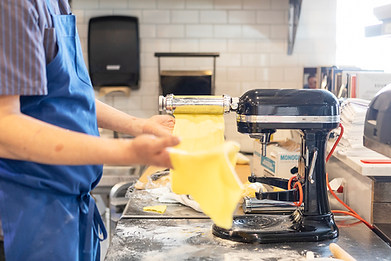 Making the Pasta