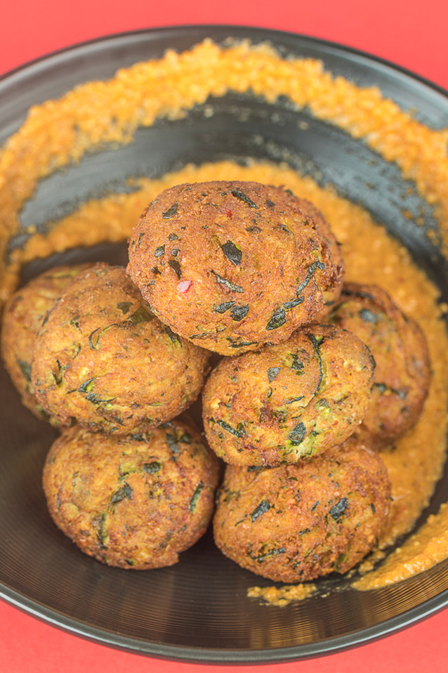 Dudhi Kofta Curry (Indian Squash Dumplings)