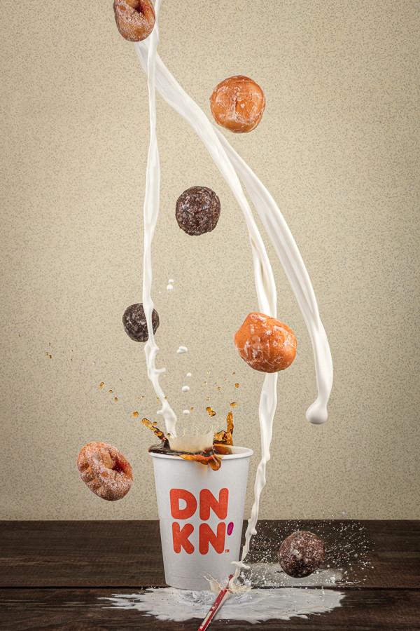 Dunkin Donuts Splash