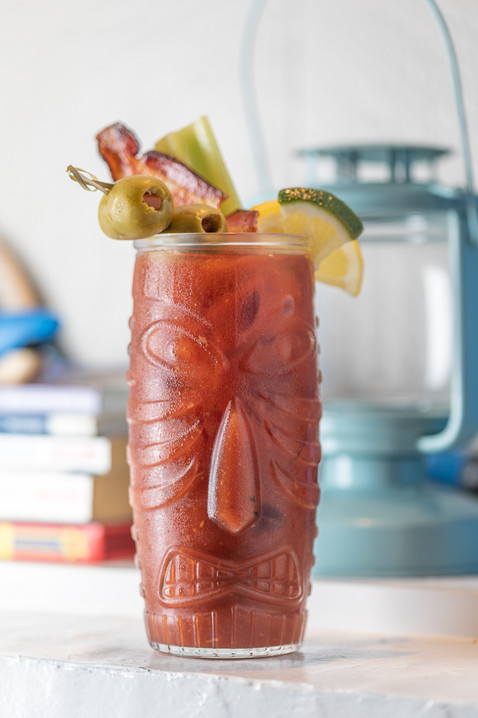 Bloody Mary, at Lodge on the Cove