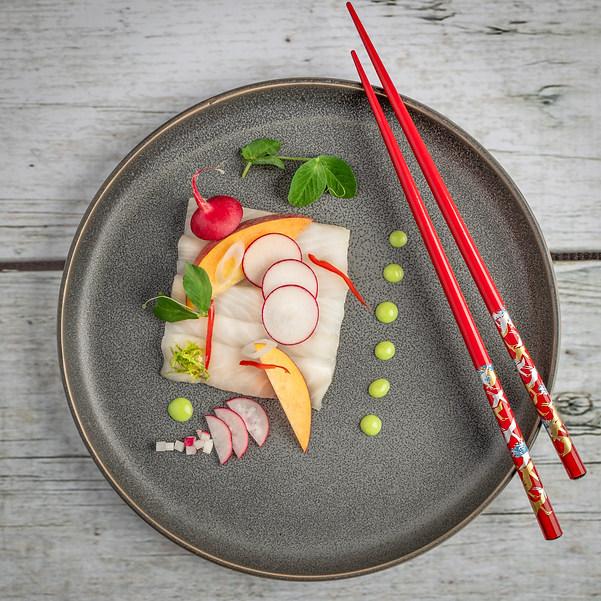 Sablefish Sashimi