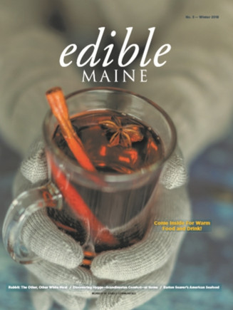 Edible Maine Cover
