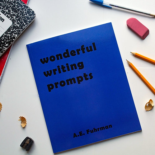 Wonderful Writing Prompts