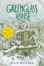 The Green Glasshouse by Kate Milford