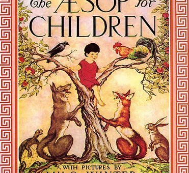 The Aesop for Children illustrated by Milo Winter