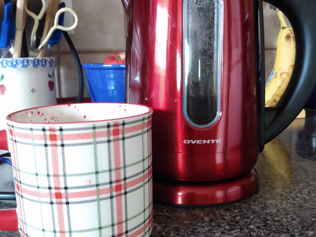 Lessons from My Tea Kettle