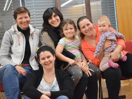 Letno srečanje članic društva Mamice za mamice