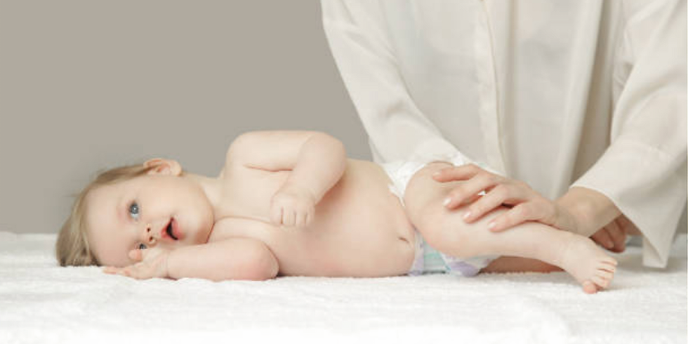 Rokovanje z dojenčkom in prva pomoč