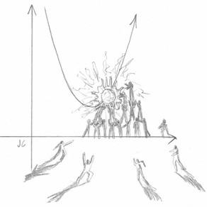 La curva de luz, la curva de esperanza