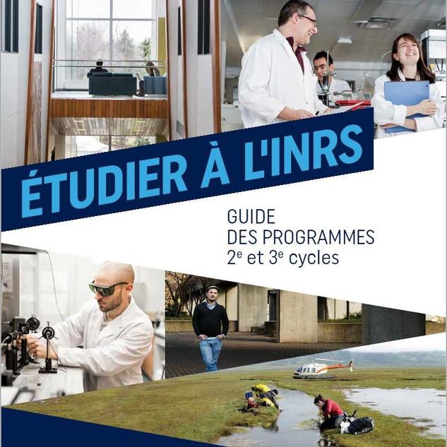 Rédaction - Brochure institutionnelle