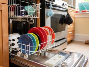 FAST FIX:  Deskunking & Degunking  Your Dishwasher