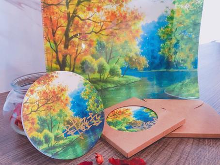【梧棲行旅 x林經哲】幽靜的森林,澄澈的湖水
