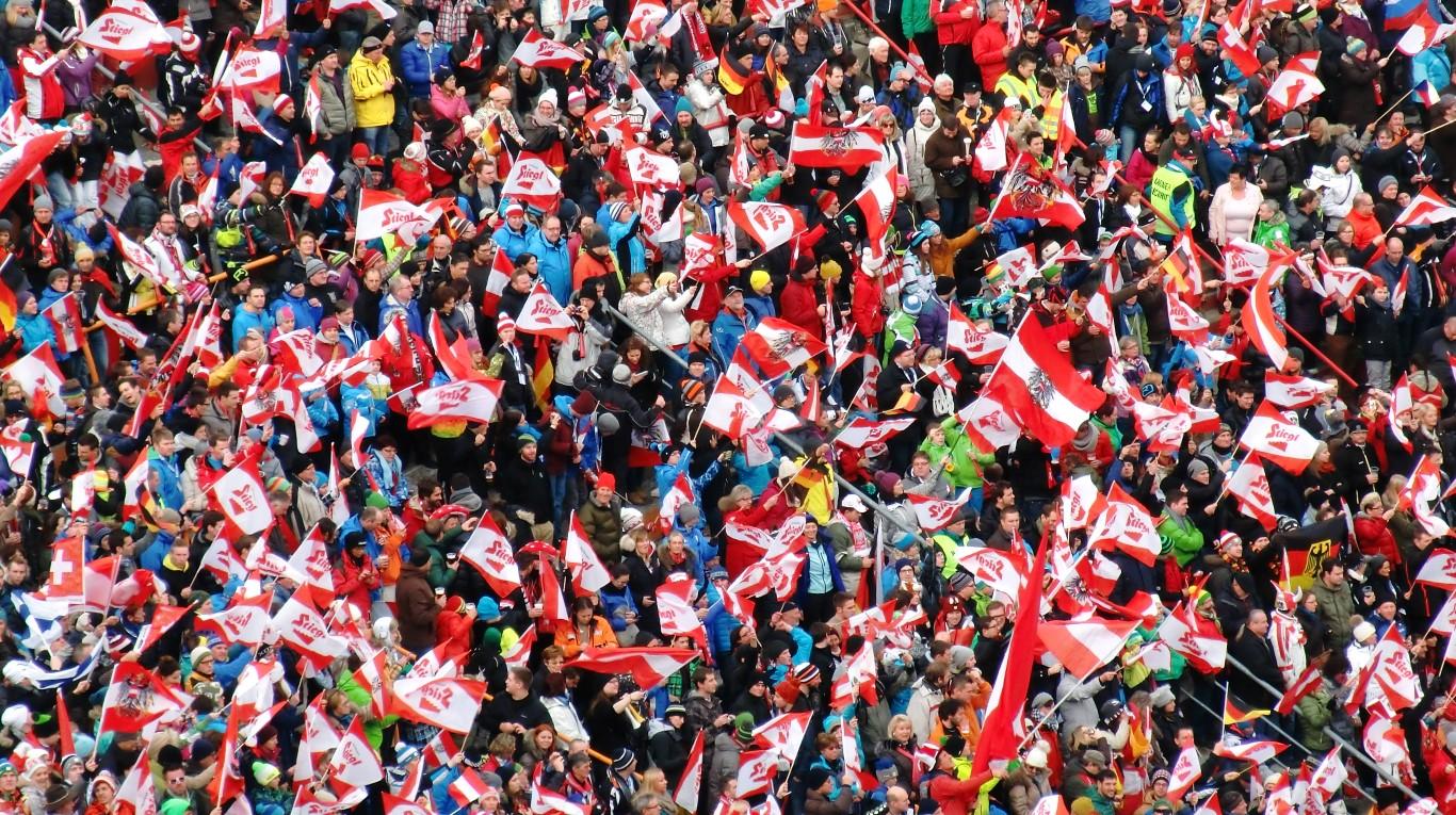 Millionen von Österreicher ...
