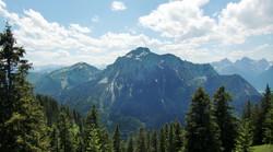 Der Säuling (2.047 m hoch)