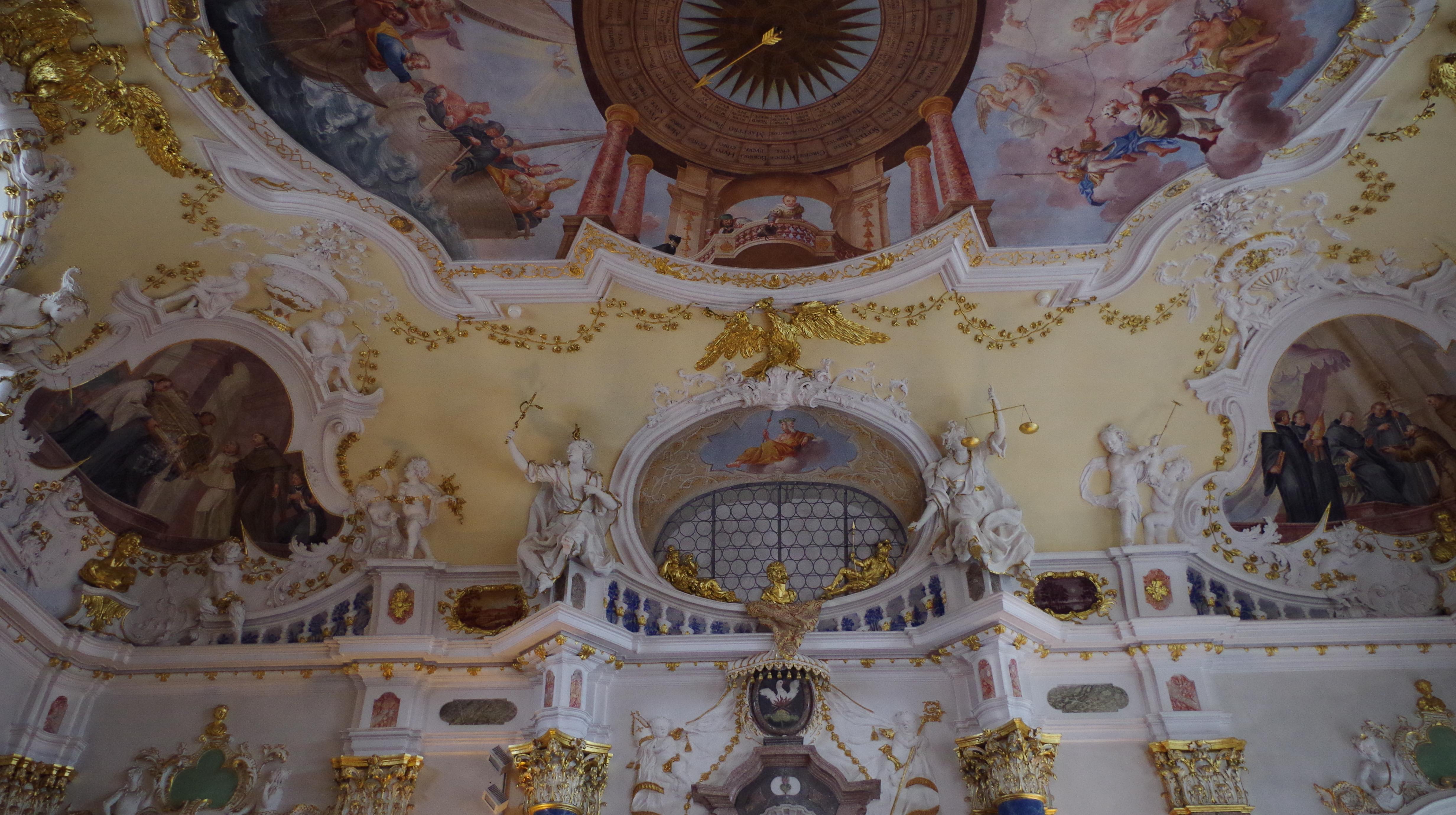 Stadtmuseum, Wieskirche und Co.