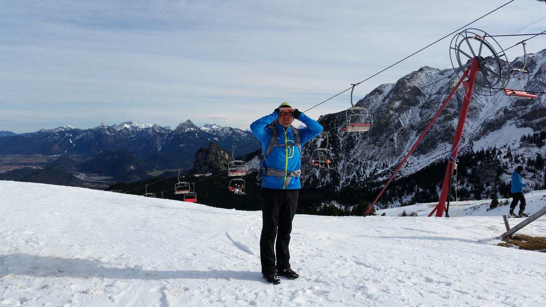 Skigebiet Breitenberg Mittelstation