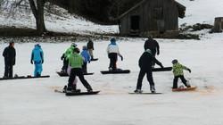 Snowboard-Kurs für Jugendliche
