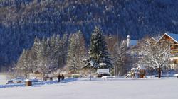 Spaziergänger bei Oberkirch