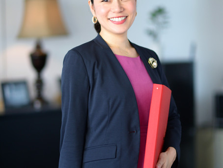 【お知らせ】浦添佳奈絵さんが業務パートナーになりました!