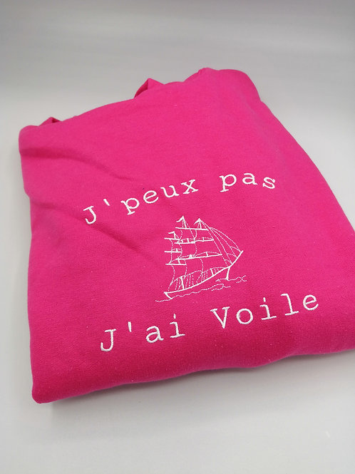sweat VOILE 8/10 ans