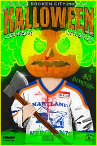 Rockin' 4 Dollar$ Halloween edition
