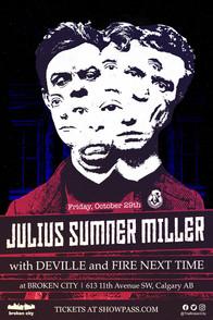 October 29th   Julius Sumner Miller   Deville   Fire Next Time